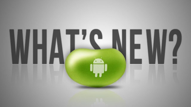 What's New in Android 4.3 Jelly Bean