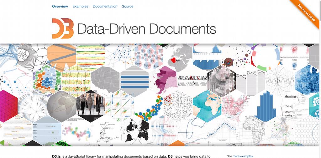 D3.js Data Driven Documents