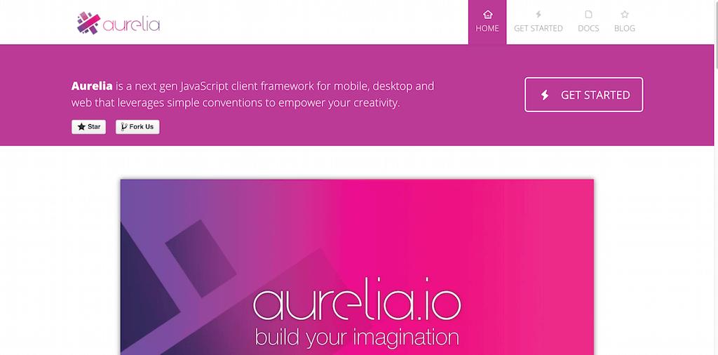 Home Aurelia